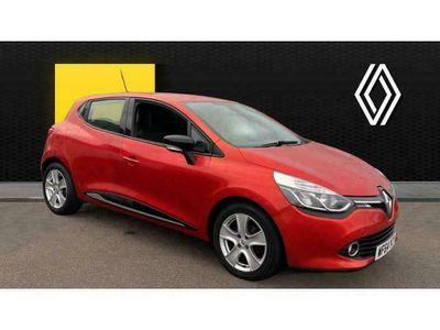 used Renault Clio 1.5 dCi 90 Dynamique MediaNav Energy 5dr hatchback 2014