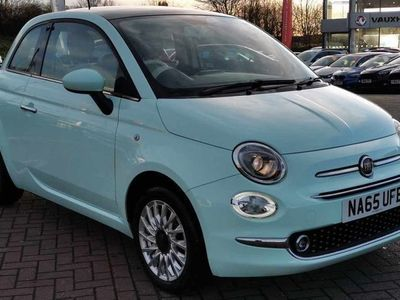 used Fiat 500 1.2 Lounge 3dr Dualogic