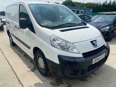 used Peugeot Expert 1.6TD L1 H1 Panel Van (2.86t)