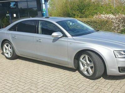 used Audi A8 4.2 TDI SE Executive Tiptronic quattro 4dr LWB