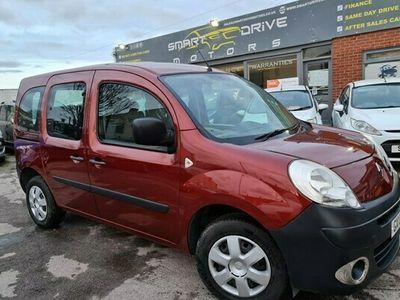 used Renault Kangoo Estate 1.6 Extreme 5d Auto
