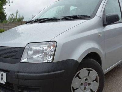 used Fiat Panda 1.1 ACTIVE 5d 54 BHP