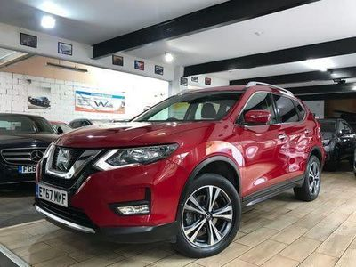 used Nissan X-Trail 2.0 dCi N-Connecta XTRON (s/s) 5dr