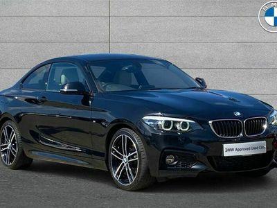 used BMW 218 2 Series d M Sport 2dr Step Auto [Nav]