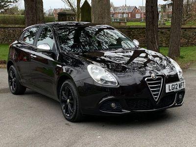 used Alfa Romeo Giulietta TB MultiAir 170 TCT Auto Start-Stop Lusso 1.4 5dr