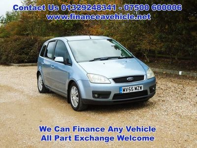 used Ford C-MAX DIESEL MANUAL MPV 5 DOORS