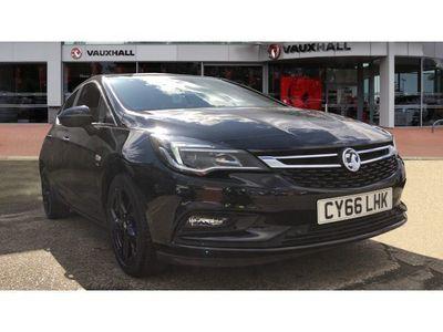 used Vauxhall Astra 2017 Waltham Cross 1.4T 16V 150 SRi 5dr Auto Petrol Hatchback