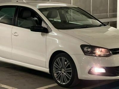 used VW Polo 1.4 TSI BlueMotion Tech ACT BlueGT (s/s) 5dr
