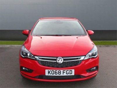 used Vauxhall Astra 1.6 CDTi 16V 136 SRi 5dr