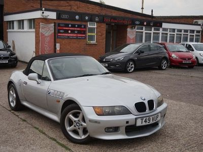 used BMW Z3 2.0 Roadster 2dr