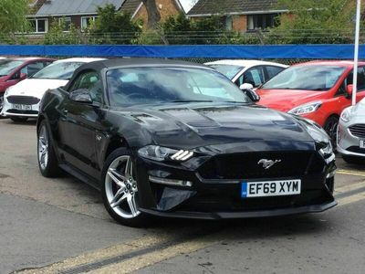 used Ford Mustang GT Convertible 2dr Petrol Manual 284 g/km 5.0