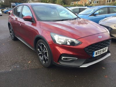 used Ford Focus 1.5 Ecoboost 150 Active X 5Dr