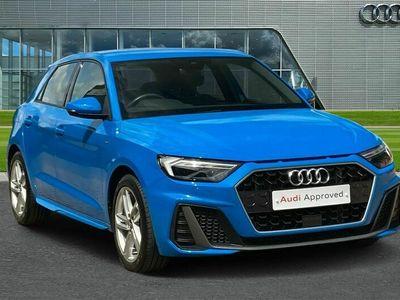 used Audi A1 1.0 30 TFSI S Line (s/s) Tronic