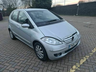used Mercedes A150 A Class 1.5Elegance SE 5dr