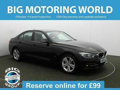 used BMW 330e 3 SeriesSPORT for sale | Big Motoring World