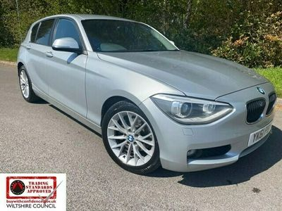 used BMW 120 1 SERIES 2.0 D SE 5d AUTOMATIC 181 BHP