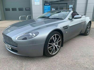 used Aston Martin V8 Vantage 4.3Roadster Sportshift 2dr