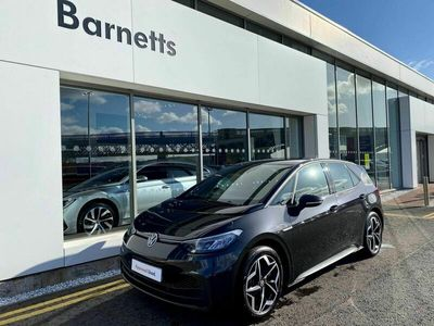 used VW ID3 Electric Pro Performance 58kWh Life Auto 5dr