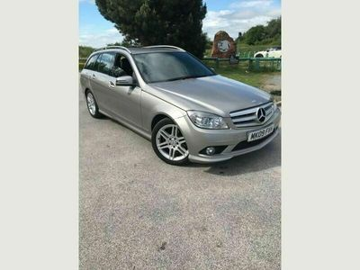 used Mercedes C200 C Class 2.1CDI Sport 5dr