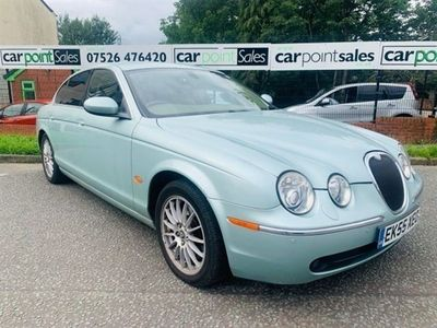 used Jaguar S-Type V6 SE 4-Door 2.7 4dr