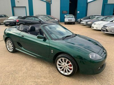 used MG TF 1.8 135 16v 2dr FSH CAMBELT CHANGED