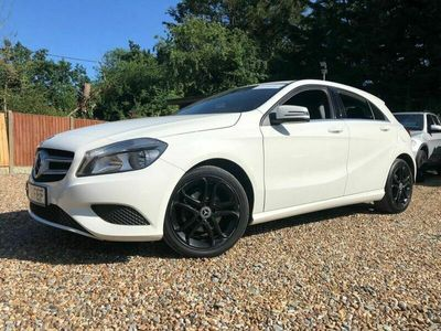 used Mercedes A200 A-Class 1.8 CDISport Executive Edition (109ps) Blue F
