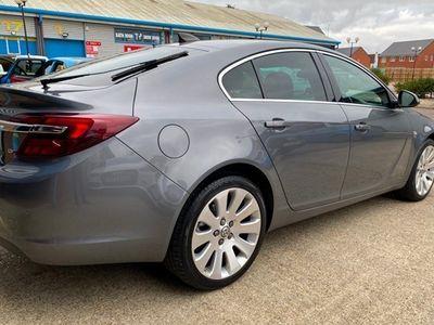 used Vauxhall Insignia Hatchback 2.0 CDTi (170bhp) Elite Nav 5d Auto