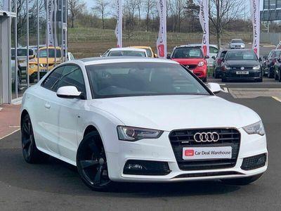 used Audi A5 2.0 TD Black Edition quattro 2dr