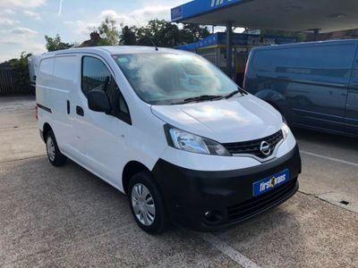 used Nissan NV200 1.5 dCi Acenta Van *ONLY 18,223 MILES*, 2015, Van, 18223 miles.