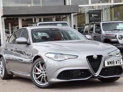 used Alfa Romeo Giulia 2.0 (280bhp) Veloce (s/s) 4dr