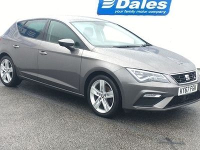 used Seat Leon Hatchback FR Technology 2.0 TDI 150PS 5d