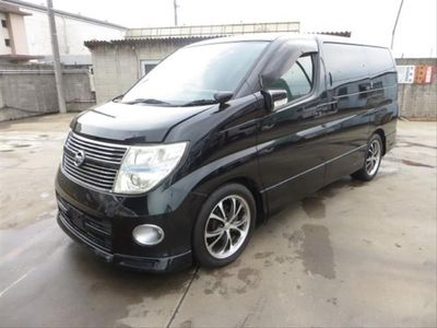 used Nissan Elgrand 2.5 Highway Star Urban Selection V - RESERVED, Black Leather - Twin Power Doors - Fresh Import