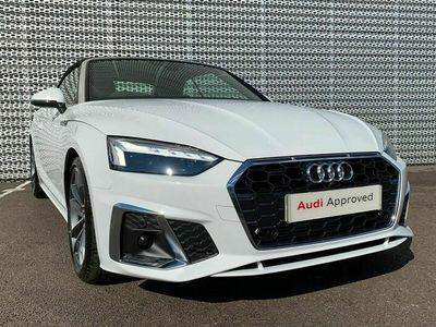 used Audi A5 Cabriolet 40 TFSI 204 S Line 2dr S Tronic