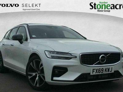 used Volvo V60 2.0 T5 R-Design Estate 5dr Petrol Auto (s/s) (250 ps)