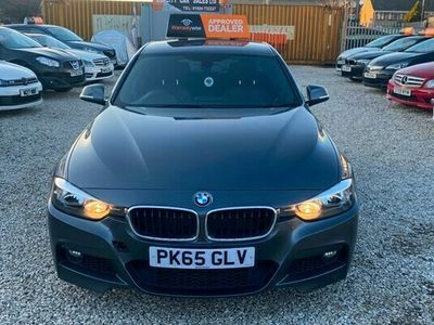 used BMW 320 3 Series 2.0 d BluePerformance M Sport (s/s) 4dr
