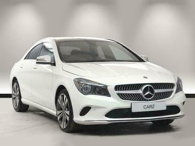 used Mercedes CLA200 Cla DIESELSport 4dr