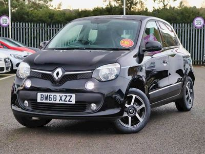 used Renault Twingo 0.9 TCE Iconic 5dr [Start Stop] Hatchback 2019