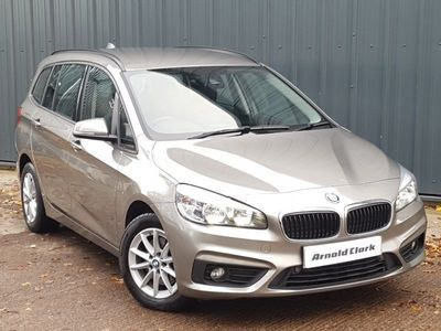 used BMW 218 2 SERIES d SE 5dr Step Auto 2.0