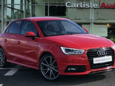 used Audi A1 Sportback Black Edition Nav 1.4 TFSI cylinder on demand 150 PS S tronic