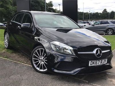 used Mercedes A200 A CLASS 2017 WoolstonAMG Line Executive 5dr Auto