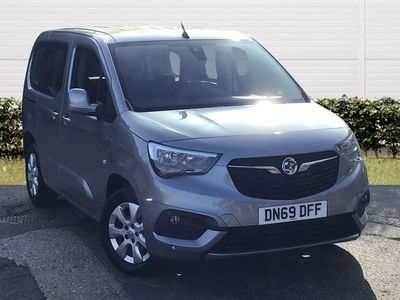 used Vauxhall Combo Life Life 1.2 (110PS) Energy S/S MPV 2019