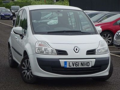 used Renault Modus 1.5 dCi FAP Expression 5dr