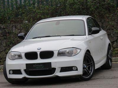 used BMW 120 Coupé 2.0 120i Sport Plus Edition 2dr