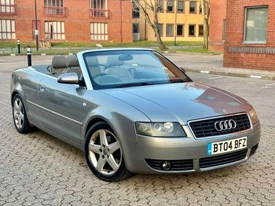 used Audi A4 Cabriolet 2.4 Sport [6] 2dr