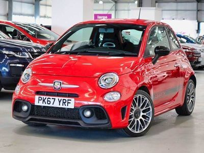 used Abarth 595 5951.4 145 T-Jet 3dr 17inAlloys