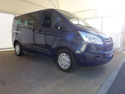 used Ford Custom TourneoL1 2.2 TDCi 125ps Low Roof 8 Seater Zetec