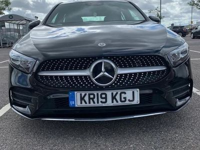 used Mercedes A200 A Class 1.3AMG Line (Premium) 7G-DCT (s/s) 5dr