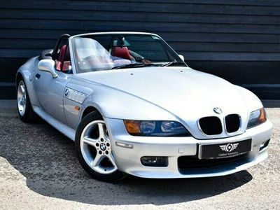 used BMW Z3 Roadster 2.8 2d