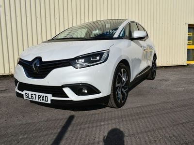used Renault Scénic 1.2 SIGNATURE NAV TCE 5d 129 BHP Full service history