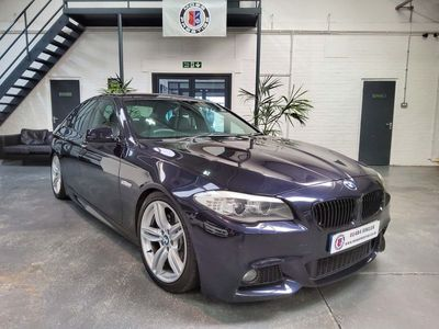 used BMW 535 5 Series 3.0 d M Sport 4dr